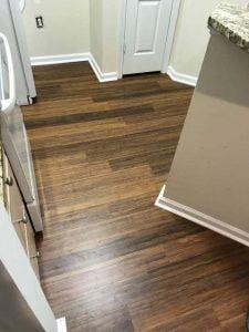Coretec Luxury Vinyl Flooring Installation In Carolinas