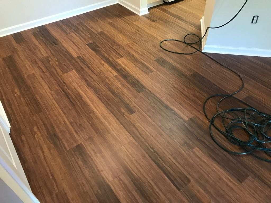 Coretec Luxury Vinyl Flooring Installation In Carolinas