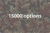 Carpet 15000 options