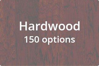 Hardwood 150 options
