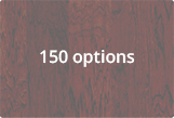 Hardwood 150 options