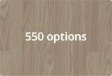 Laminate 550 options