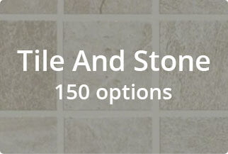 Tile And Stone 150 options