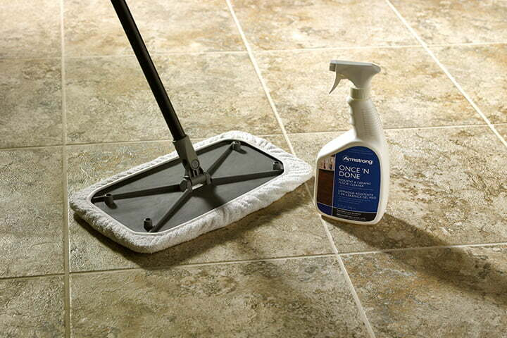 How To Clean Engineered Wood Tile Vinyl And Rigid Core Floor