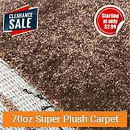 70oz Super Plush Carpet