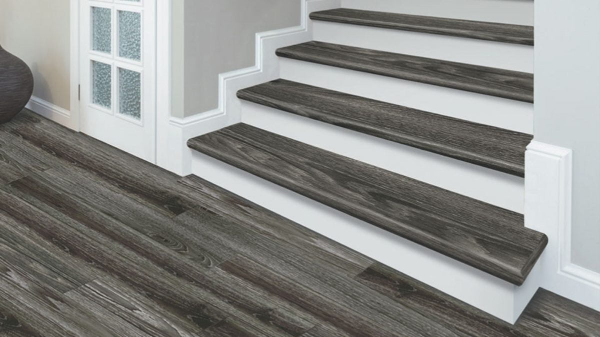 Meet Treadz Shaw Floors New Stair Renewal System