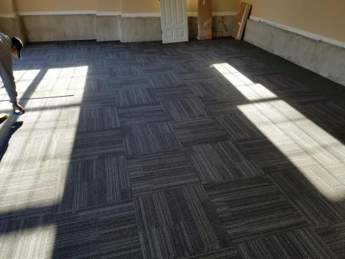 Dennis garage carpet tile