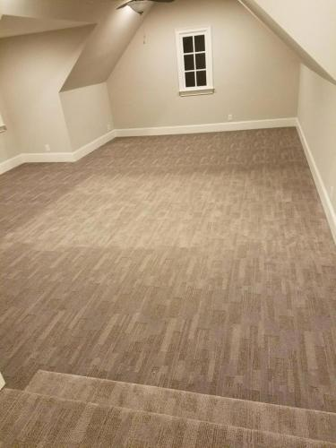 Pattern carpet install pic VERY NICE2